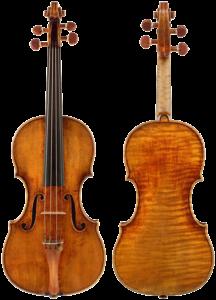 "Violin   Giuseppe Guarneri del Gesù, Cremona, 1735, ""Sennhauser"""