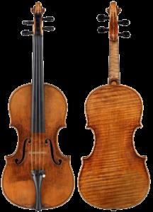 "Violin   Giuseppe Guarneri del Gesù, Cremona, 1742, ""Wieniawski"""