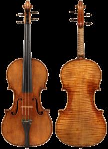 "Violin | Antonio Stradivari, Cremona, 1708, ""Strauss"""
