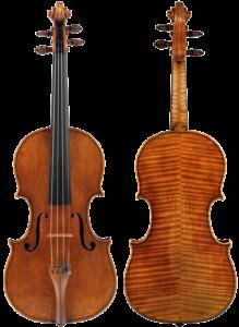 Violin | G. B. Guagagnini, Piacenza, c. 1744