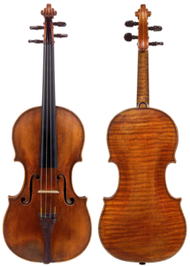 "Violin | Francesco Gobetti, Venice, 1717, ""Moller"""