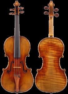 "Violin | Antonio Stradivari, Cremona, 1703, ""Lady Harmsworth"""