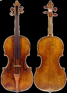 Violin | Guarneri School, Cremona, c. 1740