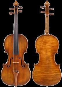 "Violin | Antonio Stradivari, Cremona, 1690, ""Auer"""