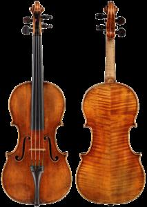 "Violin | Pietro Guarneri II, Venice, 1735, ""Wahl"""