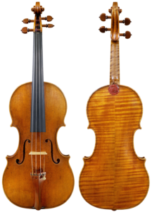 "Violin | A. & H. Amati, Cremona, 1617, ""Lobkowicz"""